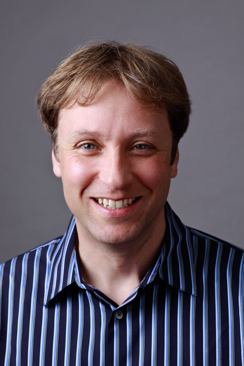Q&A with the 2012 Technical Papers Chair Hanspeter Pfister from Harvard