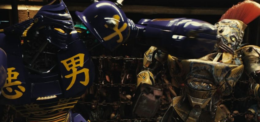 Real Steel's Noisy Boy to Appear  at SIGGRAPH 2012