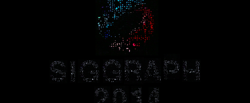 SIGGRAPH 2014 TECHNICAL PAPERS PREVIEW