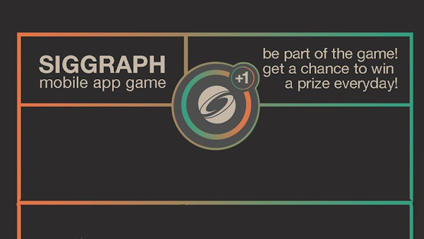 SIGGRAPH 2014 Releases Mobile App Game (SMAG)