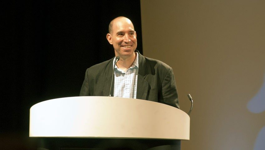 ACM SIGGRAPH congratulates ACM Fellow Adam Finkelstein
