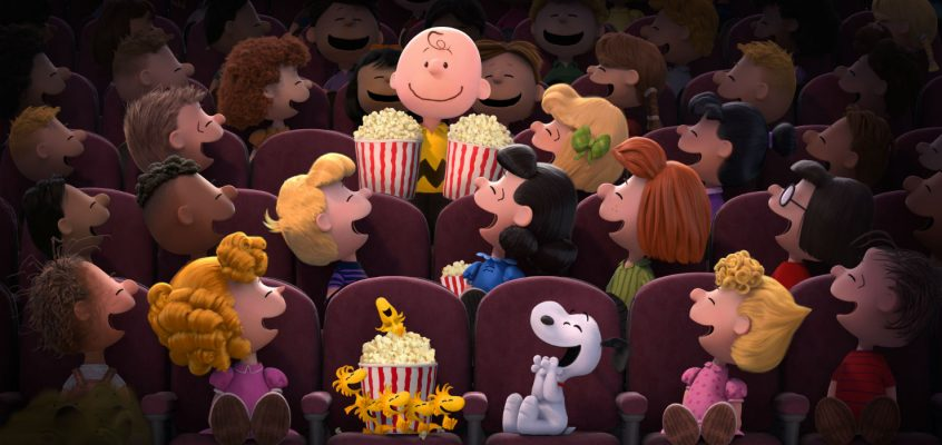 Comic Strip to Feature Film: Behind 'The Peanuts Movie'