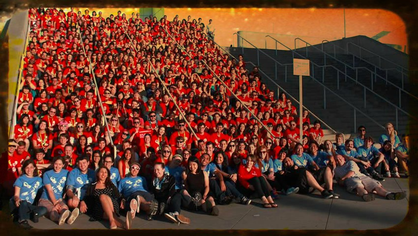 Student Volunteers at SIGGRAPH