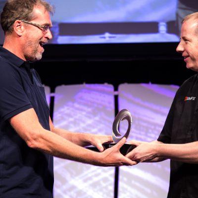 Jury's Choice Award at SIGGRAPH Computer Animation Festival. Z. Nagin Cox, SIGGRAPH 2016 Keynote Speaker