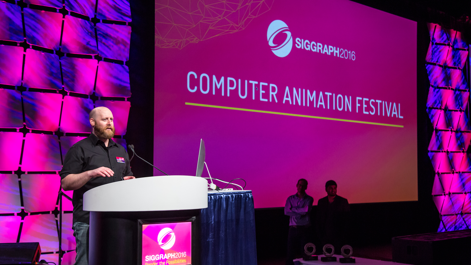 Wordless Wednesday: SIGGRAPH 2016 in Images