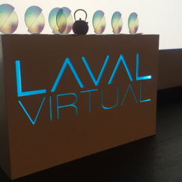 Laval Virtual Winner 'Real Baby' to Showcase at SIGGRAPH 2017