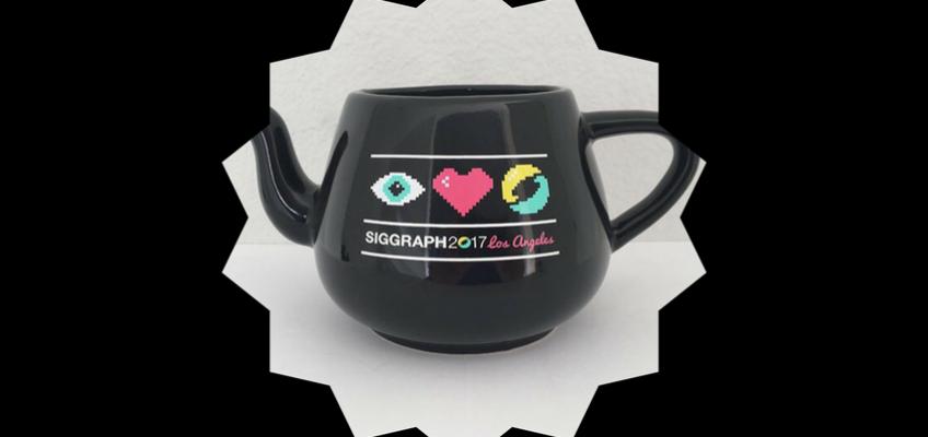 3 SIGGRAPH 2017 Mug Hacks