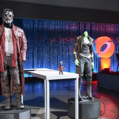 "Props during Marvel's ""Guardians of the Galaxy Vol. 2"" Production Session"