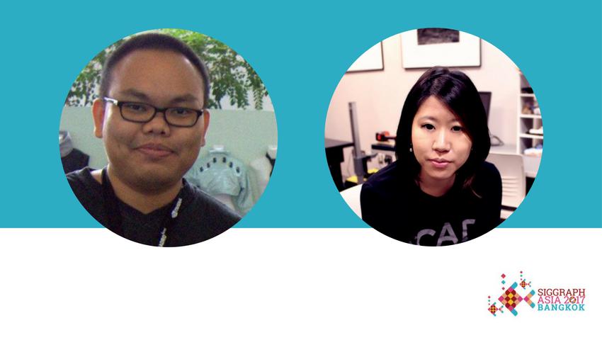SIGGRAPH Spotlight: Episode 8 – SIGGRAPH Asia's Pisut Wisessing and Marisa Ginger Tontaveetong