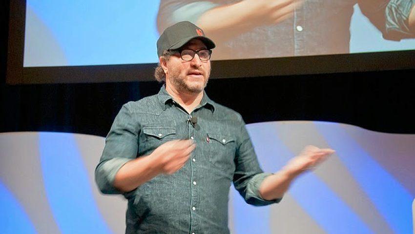 Keynote Elliott Kotek Captivates SIGGRAPH 2014 Attendees