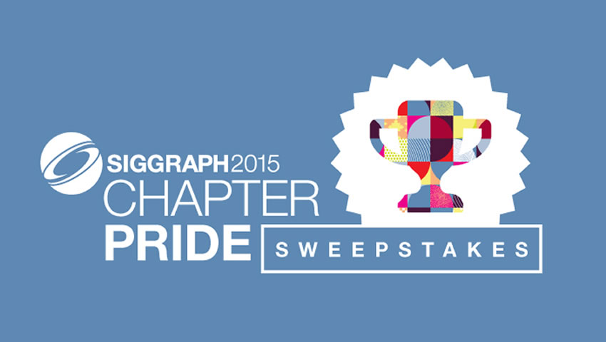 Chapter Pride Sweepstakes