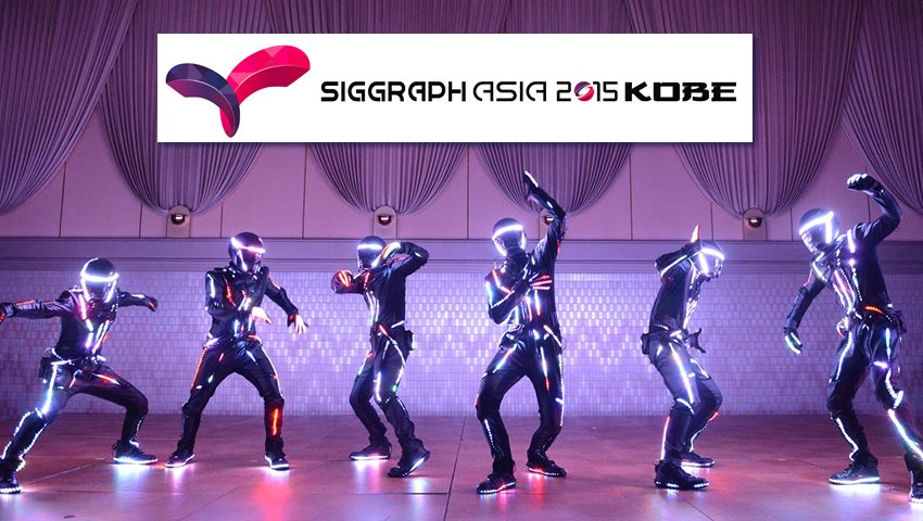Balance and Harmony: Recapping SIGGRAPH Asia 2015