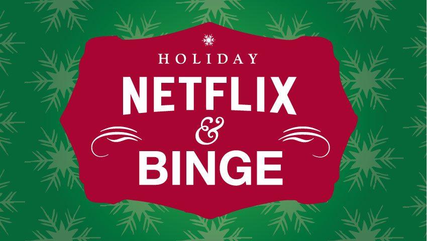 Netflix & Binge: 10 Titles to Spark Creativity this Holiday