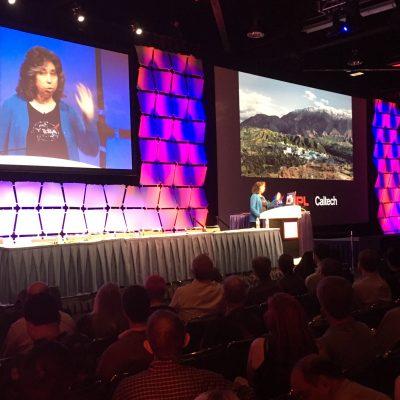 Z. Nagin Cox, SIGGRAPH 2016 Keynote Speaker