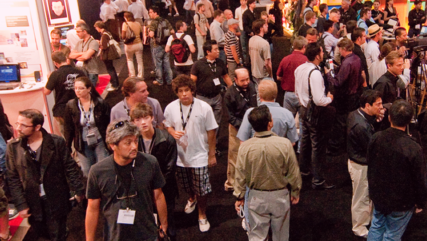 Exhibits at SIGGRAPH 2016 – A Global Marketplace