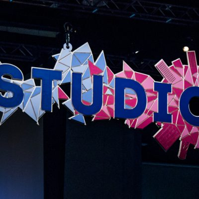 Studio at SIGGRAPH 2016