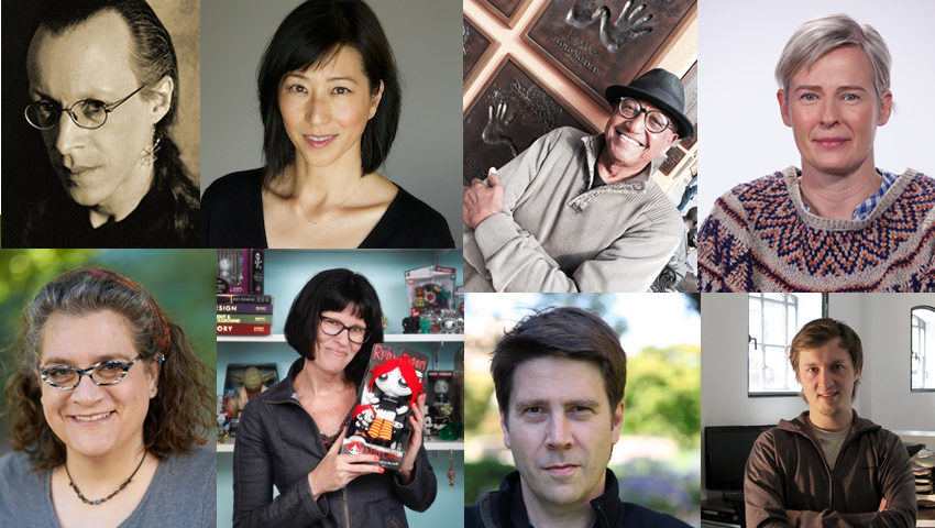 Meet the Jury for the 2017 SIGGRAPH Computer Animation Festival