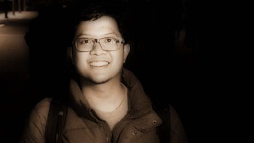 Faces of SIGGRAPH: Muhammad Arief