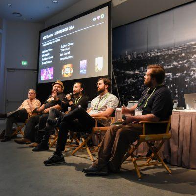 VR Theater Directors Q&A
