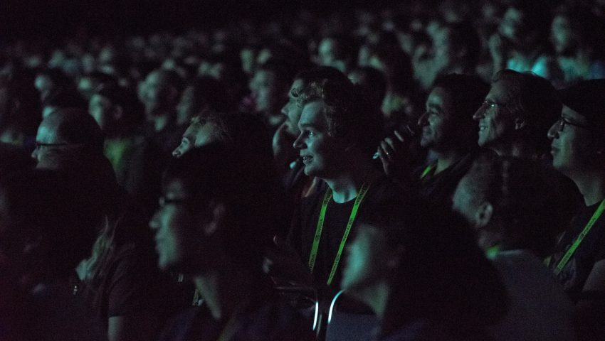 SIGGRAPH 2018 is All About You