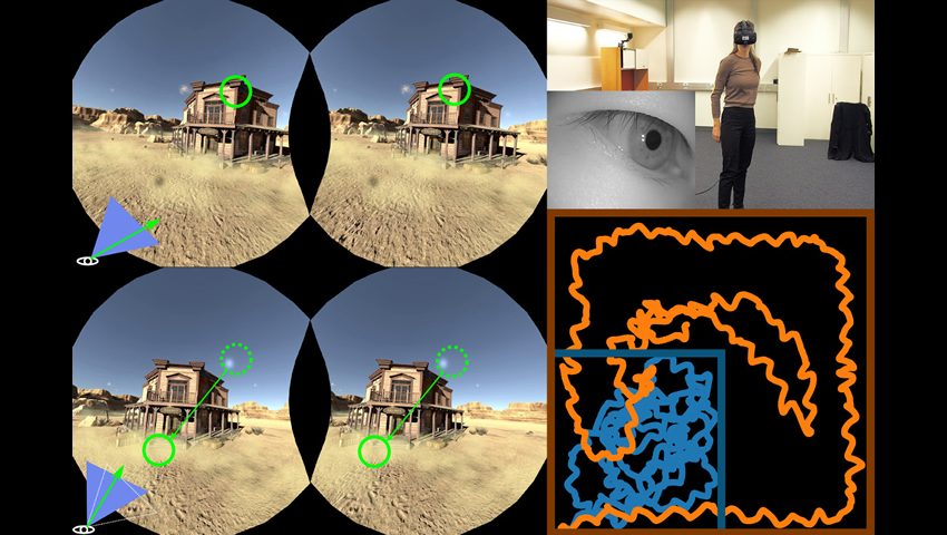 Infinite Walking in VR