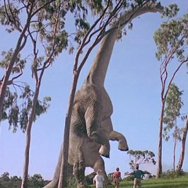 'Jurassic Park' Made a Dinosaur-sized Leap Forward in Computer-generated Animation on Screen, 25 Years Ago