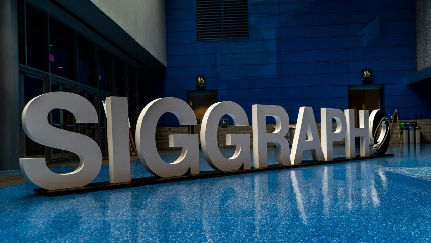 25 SIGGRAPH 2018 Stories You May Have Missed
