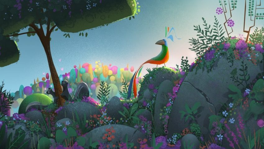 5 Questions with Baobab Studios on 'Crow: The Legend'