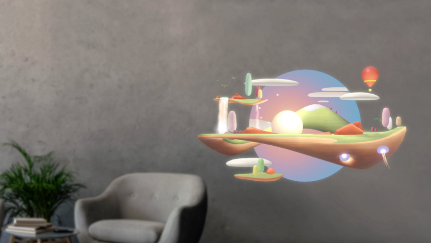 Creating Real-world Experiences with Magic Leap