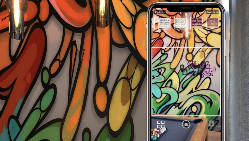 Graffiti on the Mona Lisa: A Conversation With App Developer Yosun Chang