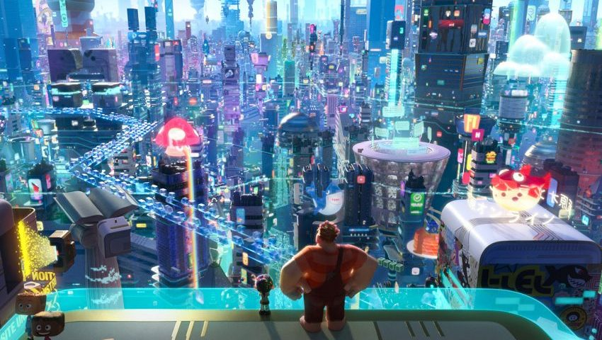 SIGGRAPH Now: 'Ralph Breaks the Internet'
