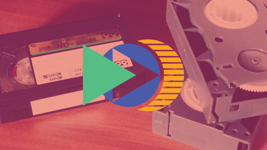 Wow! SIGGRAPH 2019 Throws Back With New VHS Theater