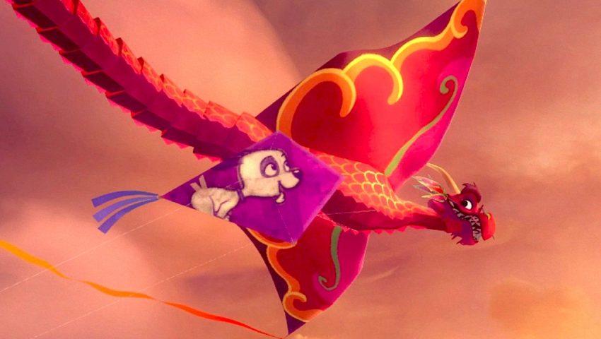 Exploring Disney's Second VR Short, 'a kite's tale'