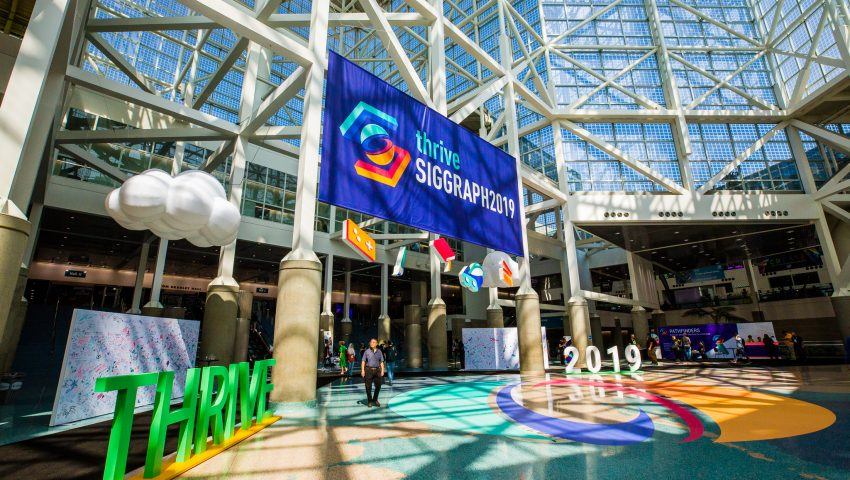 How Jerome Solomon Found a Home at SIGGRAPH
