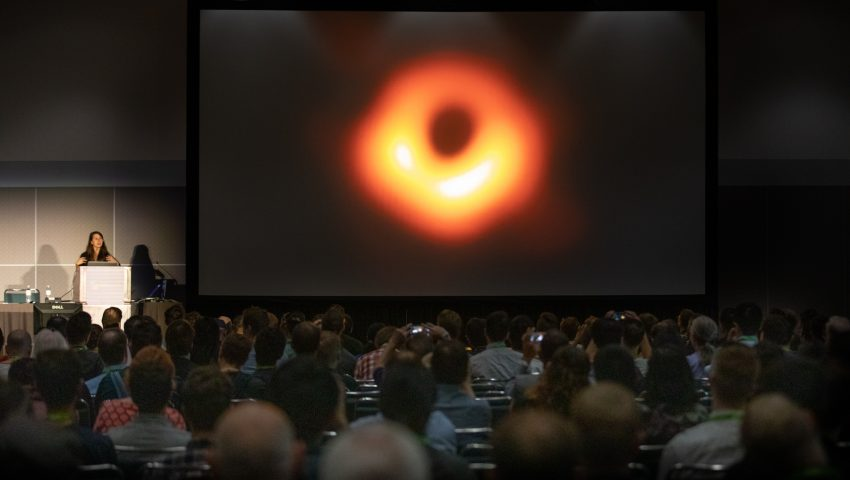 Seeing the Unseeable — Imaging a Black Hole with Katie Bouman