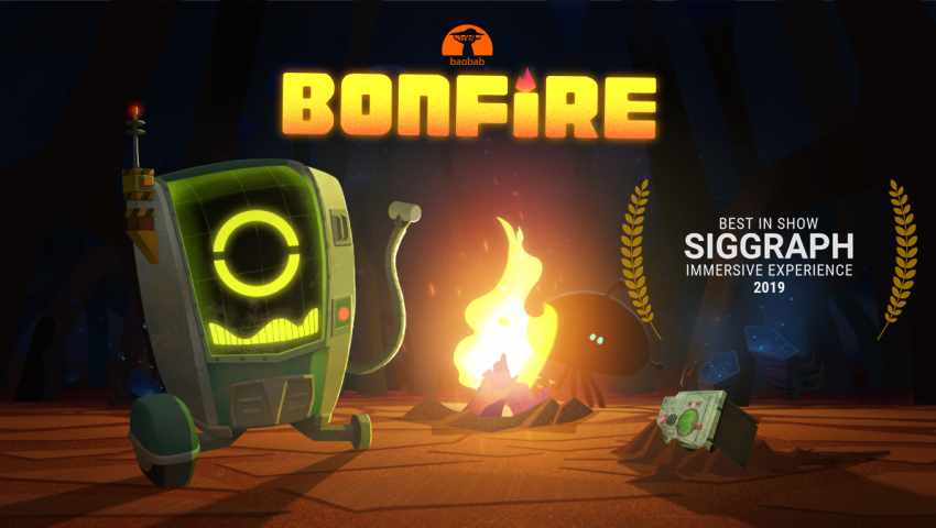 How Baobab's 'Bonfire' Used AI to Make You, the Viewer, Matter