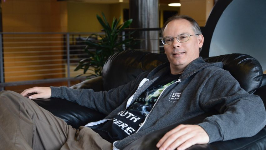 SIGGRAPH Spotlight: Episode 30 – Tim Sweeney and the Metaverse