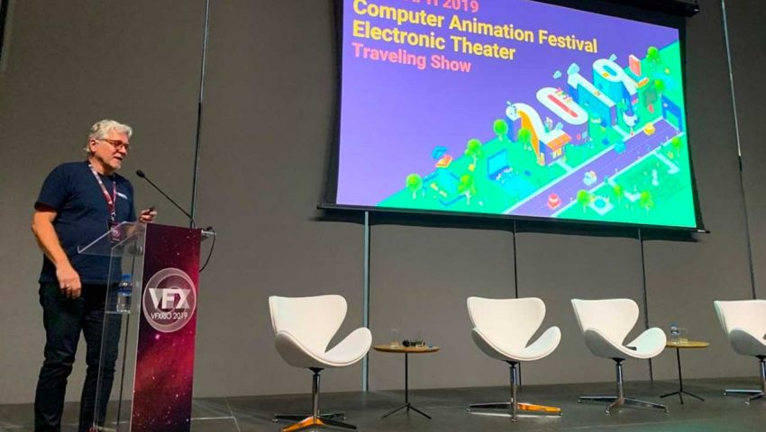 VFXRio 2019 Brings SIGGRAPH's Electronic Theater to Brazil, Again