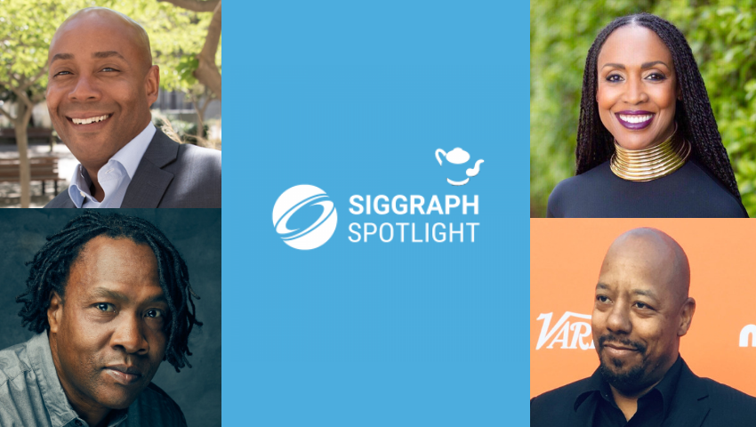 SIGGRAPH Spotlight: Episode 32 – Celebrating Black History Month