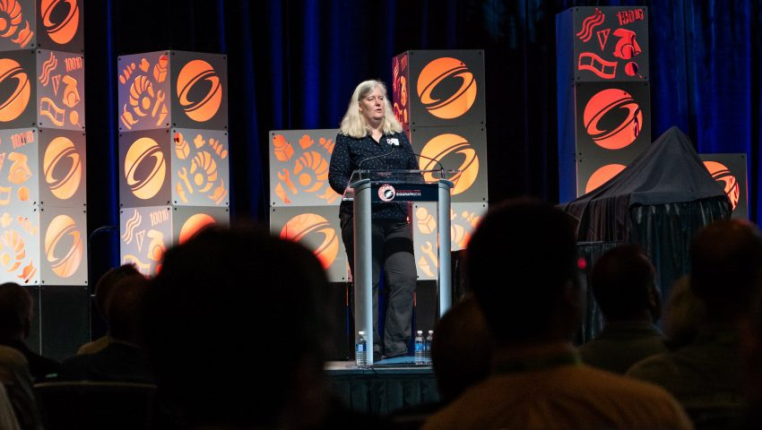 A Message from ACM SIGGRAPH President Jessica Hodgins