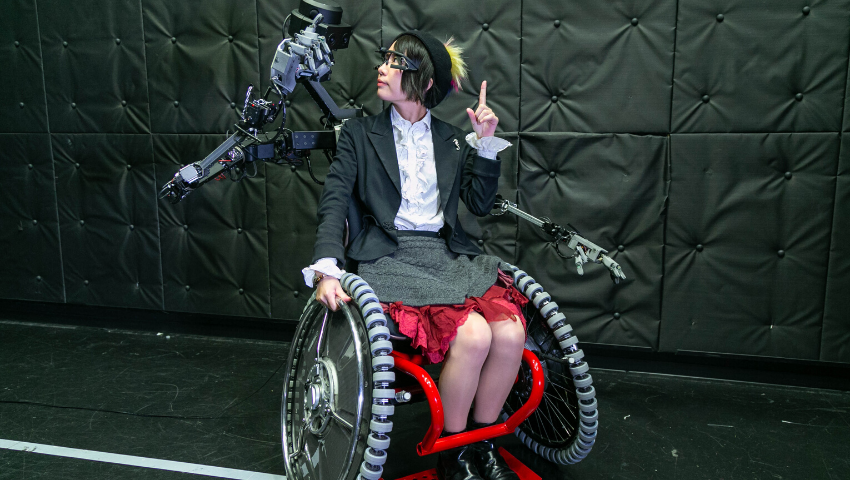 SlideFusion: Enhancing the Wheelchair Experience With Eye Gaze Modality