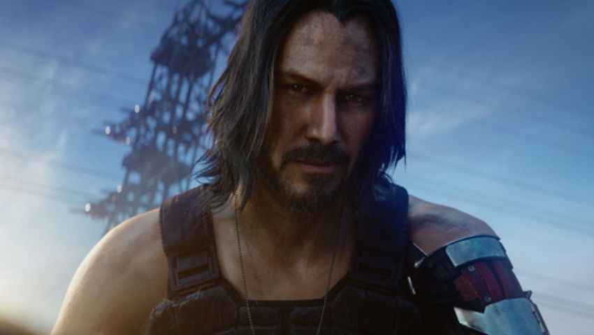Behind the Making of the 'Cyberpunk 2077' Cinematic