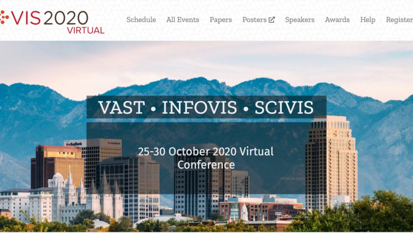 A Snapshot View of IEEE VIS 2020