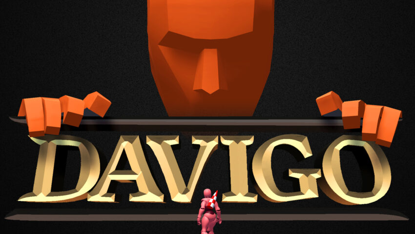 Developing 'Davigo': Balancing Gameplay in Asymmetrical VR