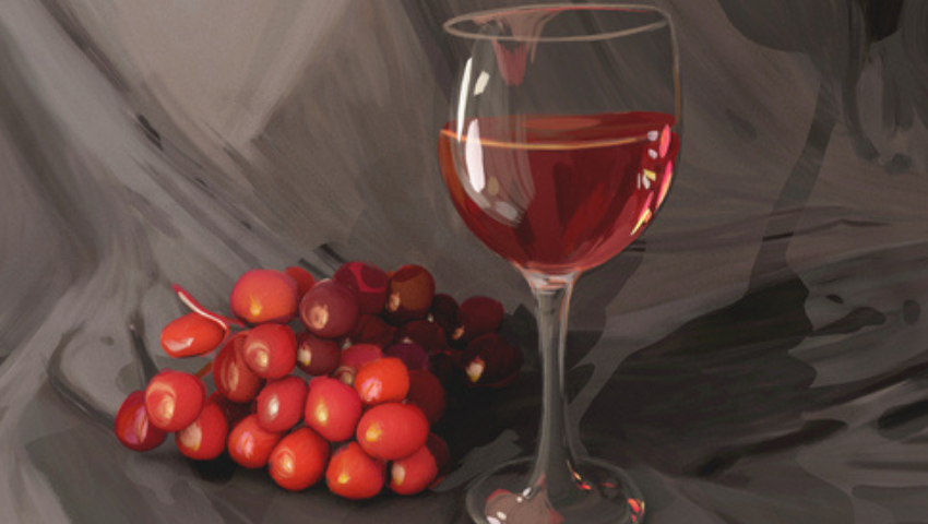 Painted in a Good Light: Method Makes Any Still-life Painting Dynamic