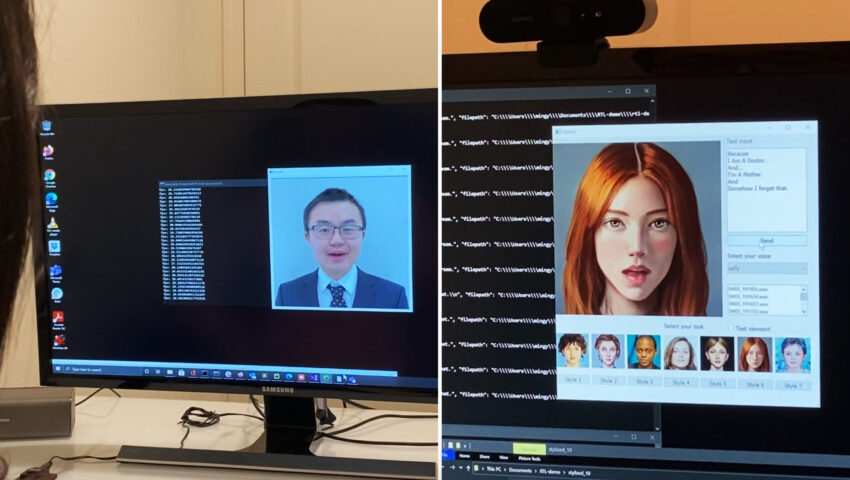 'I am AI' Seeks to Make Video Conferencing Better